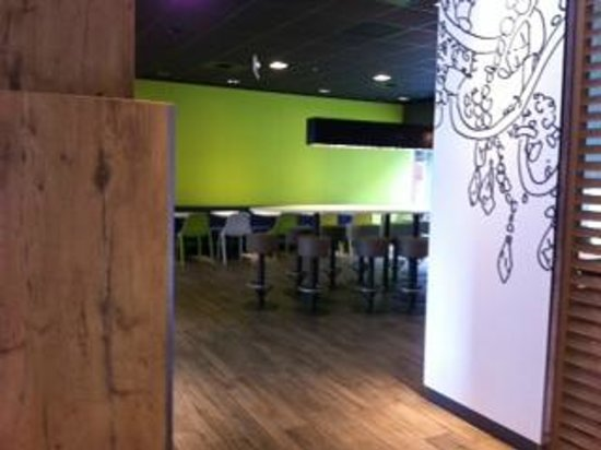 ibis budget Zurich City West: Cafeteria