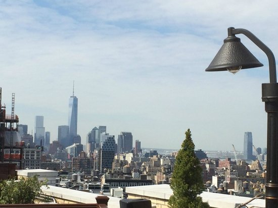 230 Fifth: View to Freedom Tower