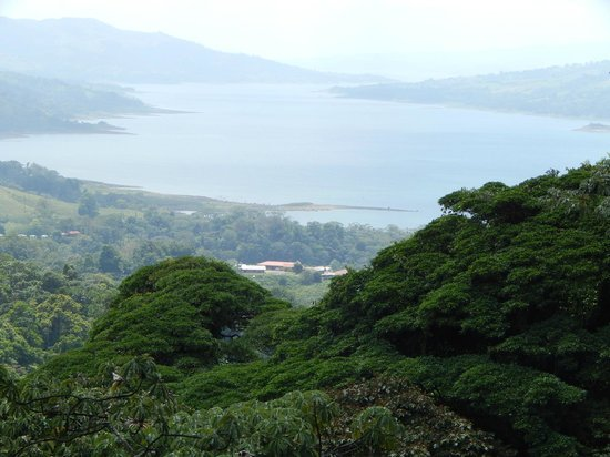 Costa Rica Sky Adventures - Arenal Park: View