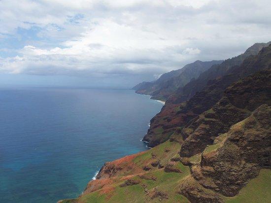 Jack Harter Helicopters - Tours: Na Pali Coast I