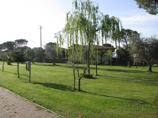 Resort Capalbio: Il giardino