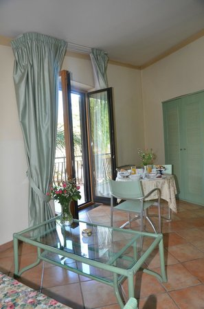 Hotel Il Ceppo: Dettaglio camera