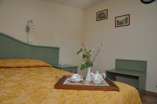 Hotel Il Ceppo: Camera matrimoniale