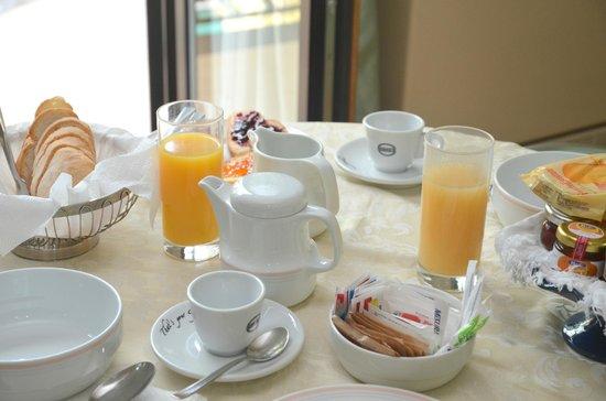 Hotel Il Ceppo: Colazione in camera