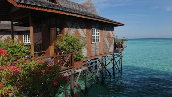 Mabul Water Bungalows: A little piece of paradise