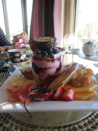 "Delamore Lodge: ""breakfast"""