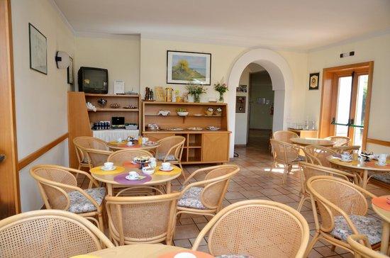 Hotel Il Ceppo : Sala colazione