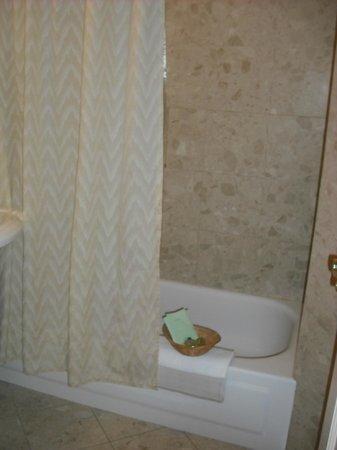Radio City Apartments: Bathtub
