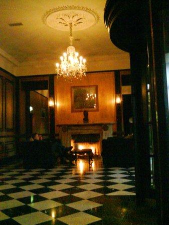 Hotel Meyrick: Hotel Lobby