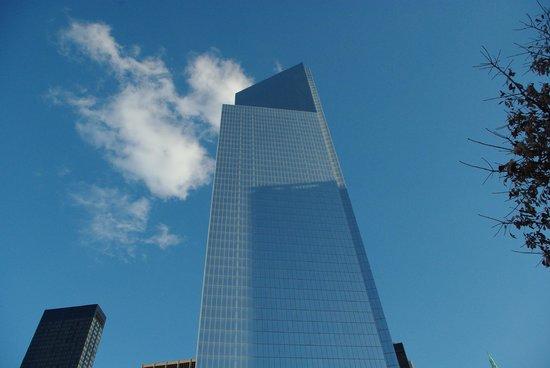 911 Ground Zero Tour: WTC 4