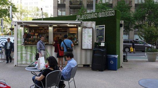 Flatiron Green Cafe