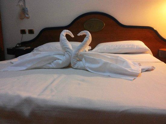 Hotel Prestige Sorrento: sorpresa romantica