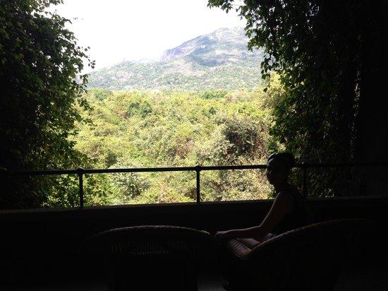 Heritance Kandalama : Balcony view