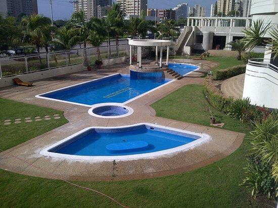 Residencias Laguna Suite II : LS - Piscina