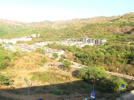 Mercure Lavasa : Another view from the room balcony
