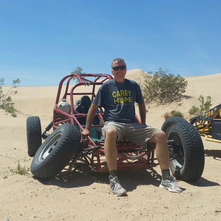 Sun Buggy & ATV Fun Rentals: It took some pretty outrageous trails to make this happen...