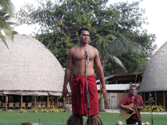 Polynesian Cultural Center : 1 of the shows I seen