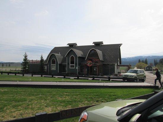 The Resort at Paws Up: views