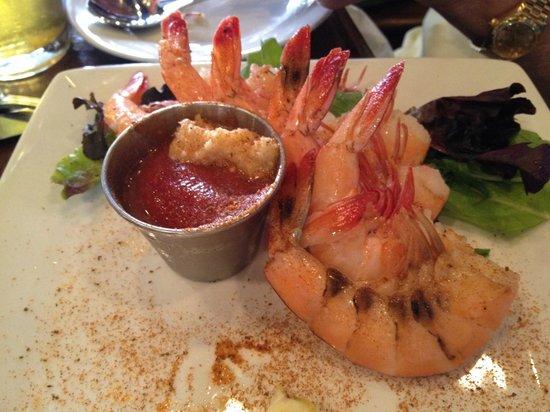 Pearlz Oyster Bar : Shrimps