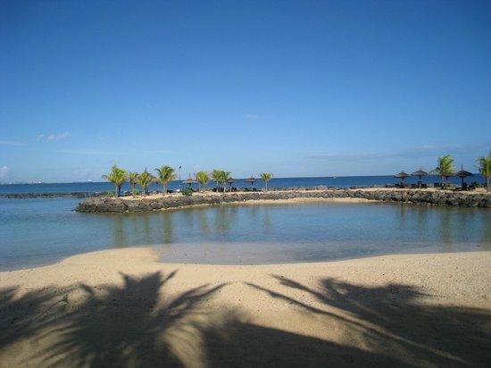 InterContinental Mauritius Resort Balaclava Fort : ilot