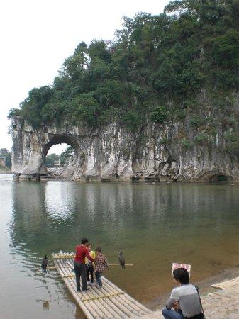 Jingjiang Wangcheng City : Elephant park