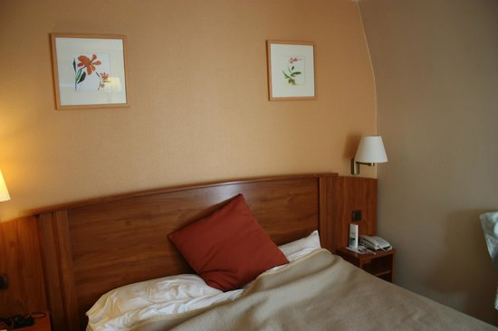 Timhotel Paris Gare Montparnasse: the bed was big and very comfortable