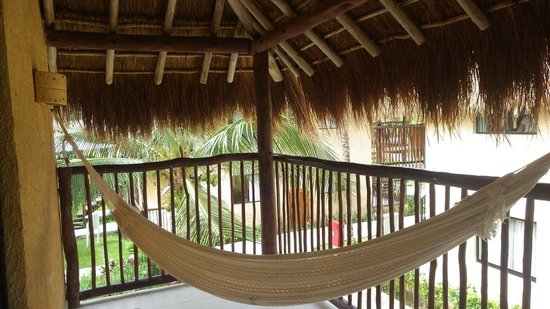 Allegro Cozumel : The Balcony