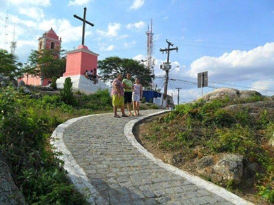 Caruaru, PE: Monte Bom Jesus
