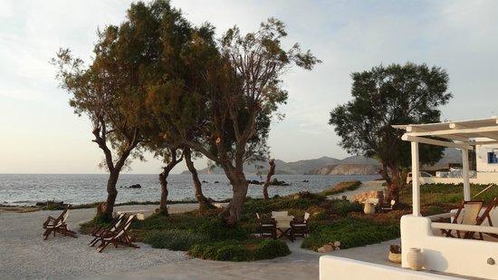 Nefeli Sunset Studios: Coucher de soleil