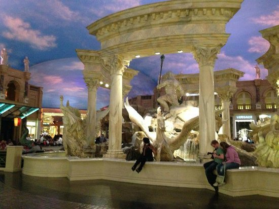 The Colosseum at Caesars Palace: Caesars Palace