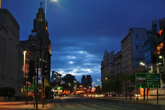 Liverpool ONE: Avenida A5036