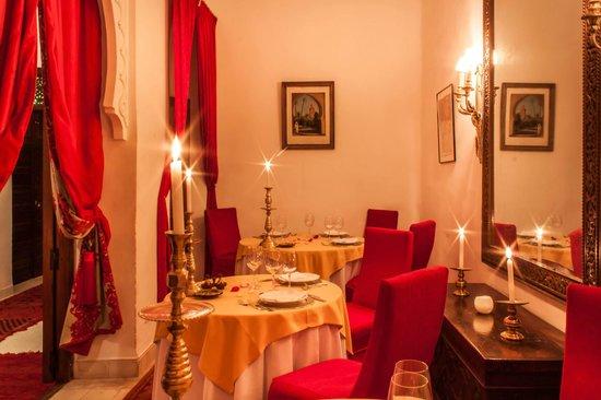 Petit Salon Marocain - Picture of Dar Moha, Marrakech ...