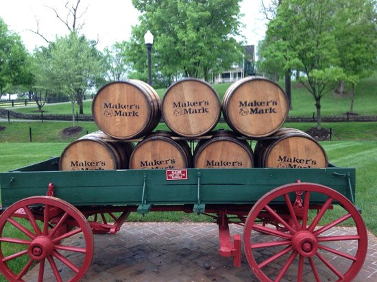 Maker's Mark : On the grounds