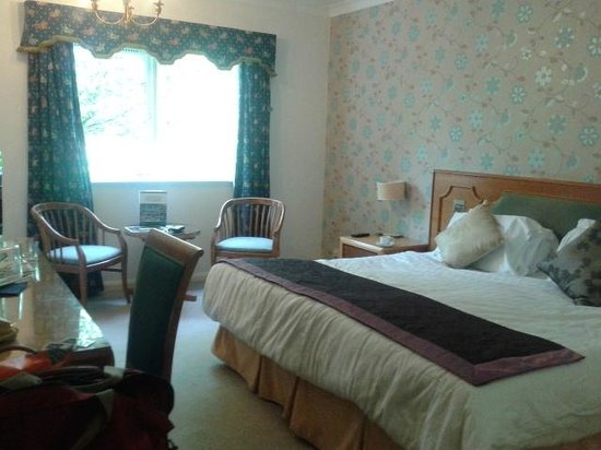 Brook Mollington Banastre Hotel & Spa: Our room