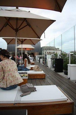 Hotel Unique : Unique Hotel - Roof terrasse