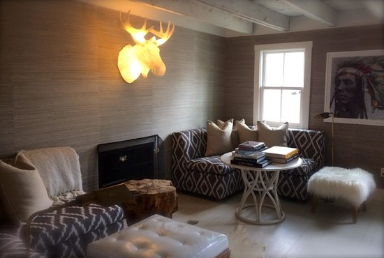 The White Moose Inn: Most beautiful inn