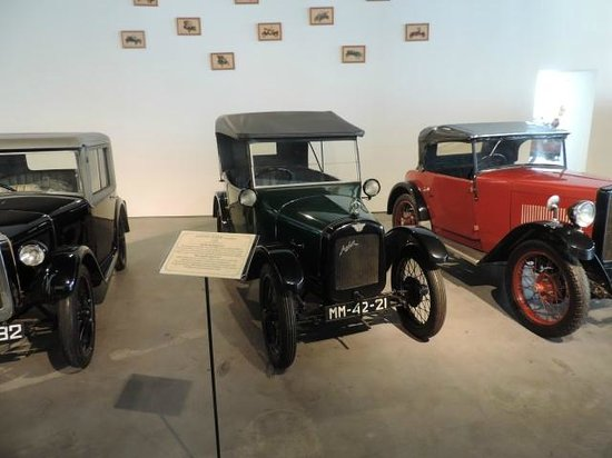 Automobile and Fashion Museum : I think this was our family's first car - Austin Seven