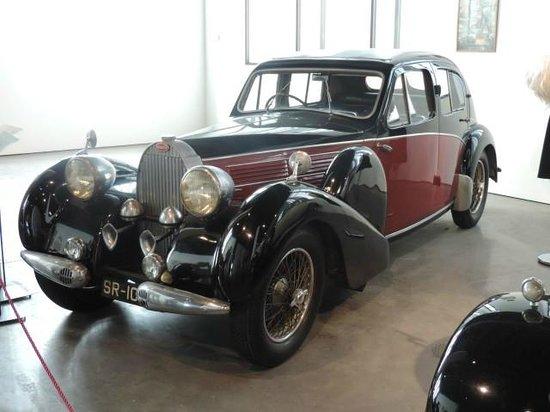 Automobile and Fashion Museum : Bugatti