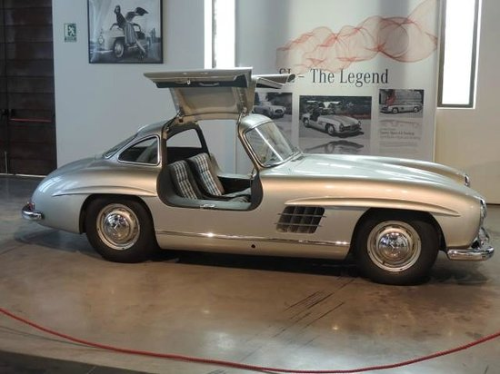 Automobile and Fashion Museum : I could only dream - Every boy would want one like this.