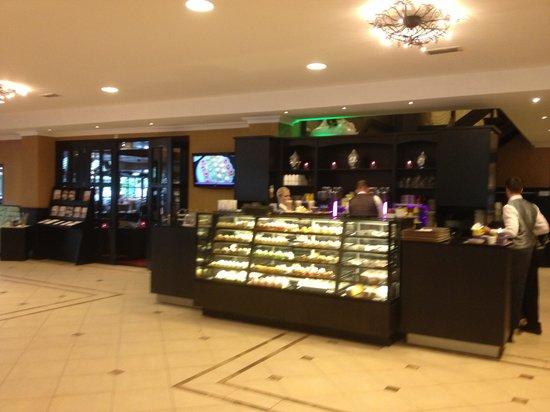 Van der Valk Hotel Akersloot / A9: Kaffee und Kuchen sehr lecker!
