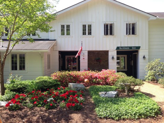 Buckhorn Inn is an excellent destination!