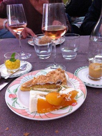 "Restaurant Capion: ""Petit"" choix de desserts"