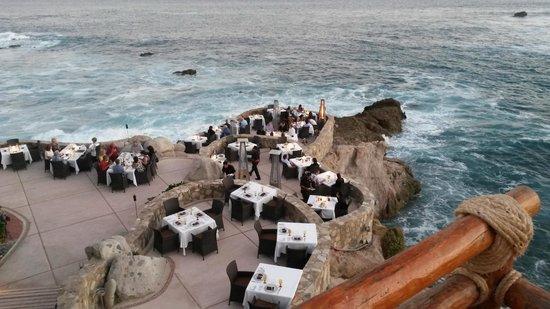 Esperanza - An Auberge Resort: MESAS DEL RESTAURANTE