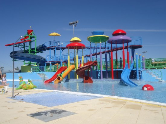Holiday Village Algarve Balaia: spash pool !