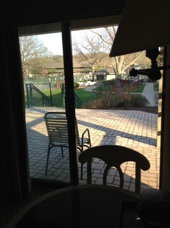 The Abbey Resort & Avani Spa: From inside the room