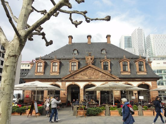 The Hauptwache: Casa da Guarda (Hauptwache)