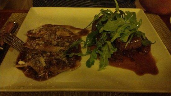 Spiga Restaurant: Ossobuco