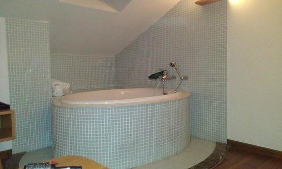 Conch Hotel : Bathtub
