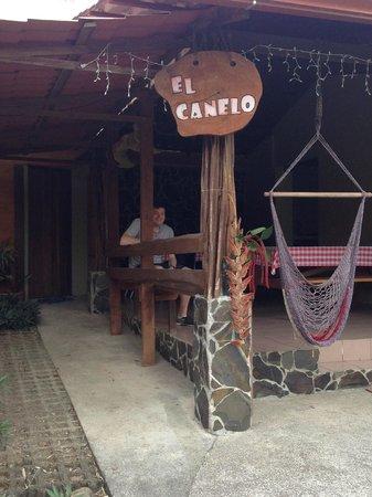 Hotel Bijagua : Communal Kitchen