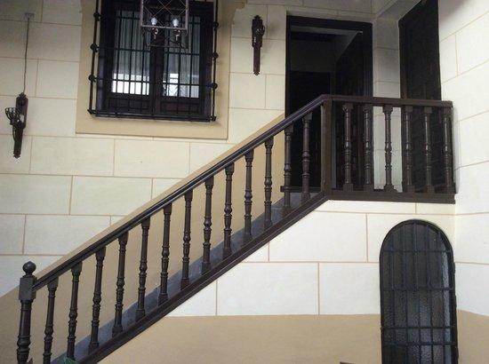 Palacio de Mariana Pineda: ingresso